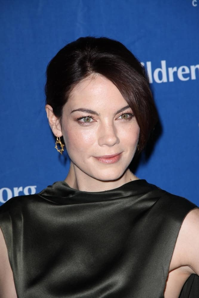 Michelle Monaghan attends the Children's Defense Fund California's 20th Annual Beat The Odds Awards at the Beverly Hills Hotel, Beverly Hills, CA on Dec. 2, 2010.