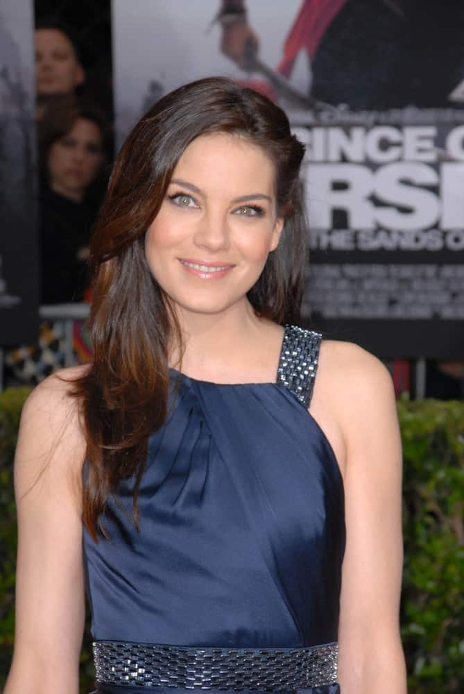 Michelle Monaghan looks radiant at the
