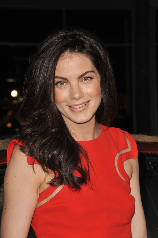 Michelle Monaghan attends the Los Angeles premiere of her new movie