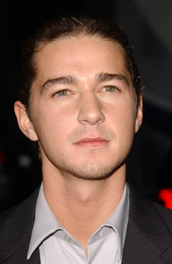 Shia LaBeouf at the Los Angeles Premiere of