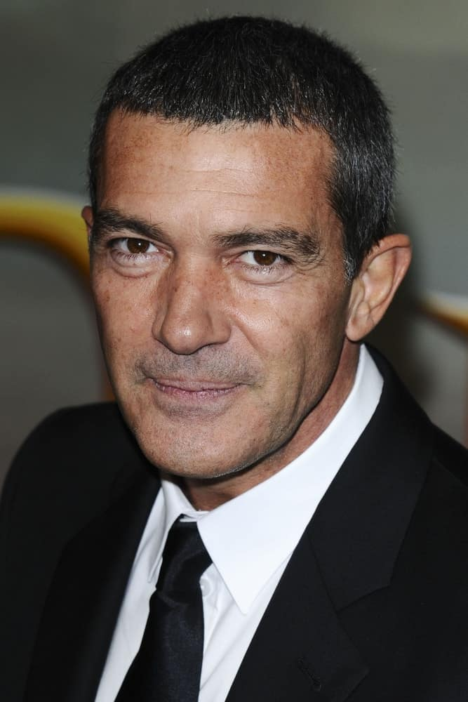 Antonio Banderas at the