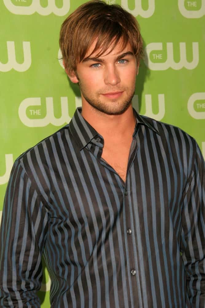 Chace Crawford at the CW Summer 2007 TCA Press Tour. Pacific Design Center, Los Angeles, CA.