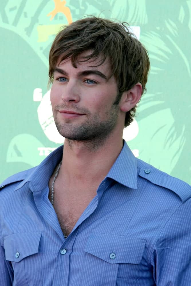 Chace Crawford at the Teen Choice Awards 2008 at the Universal Ampitheater at Universal Studios in Los Angeles, CA.