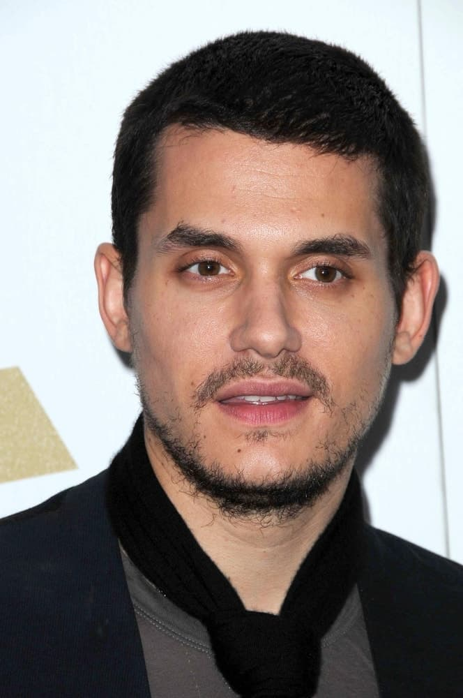 John Mayer at The Grammy Nominations Concert Live!! Nokia Theatre, Los Angeles, CA in 2008.
