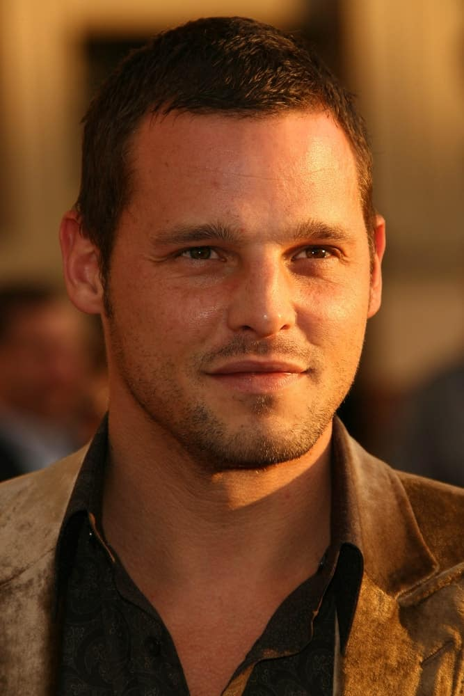 Justin Chambers at the 34th Annual American Music Awards at Shrine Auditorium November 21, 2006 in Los Angeles, CA.