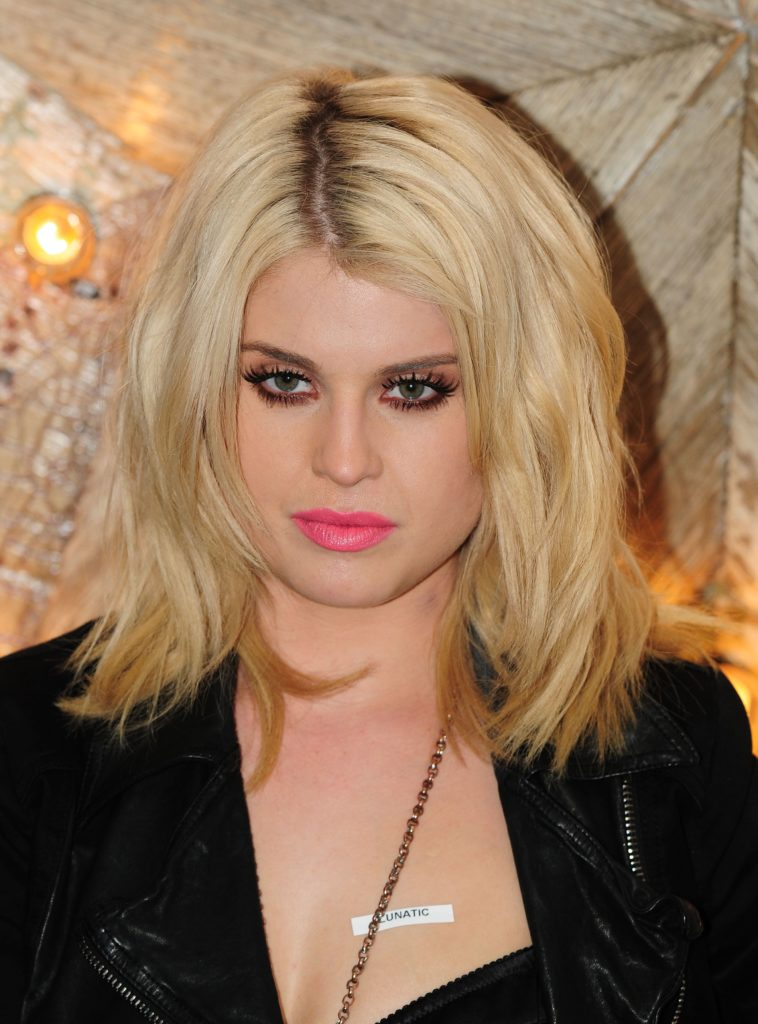 A fierce-looking Kelly Osbourne spotted arriving for The Net A Porter Party with Dolce & Gabbana held at Westfield in, London, July 14, 2011.