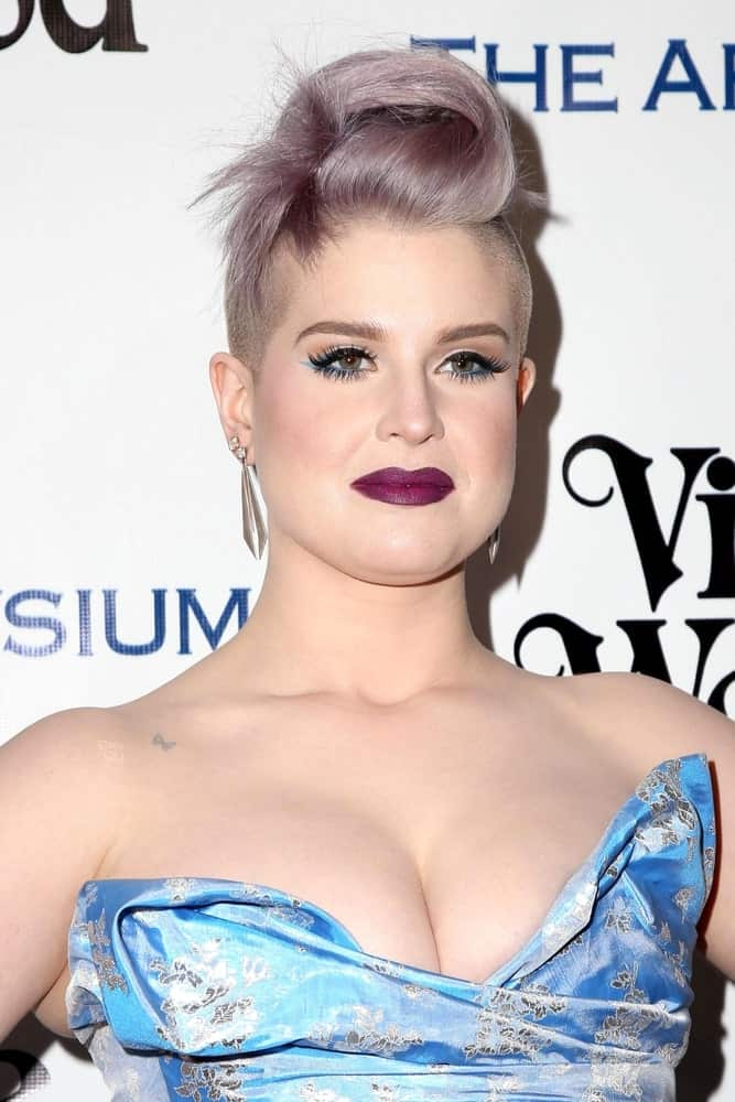 A breathtaking view of Kelly Osbourne at the Art of Elysium Ninth Annual Heaven Gala on January 9, 2016 in Culver City.