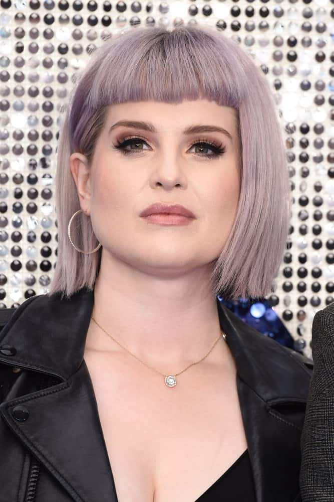 Kelly Osbourne attending the