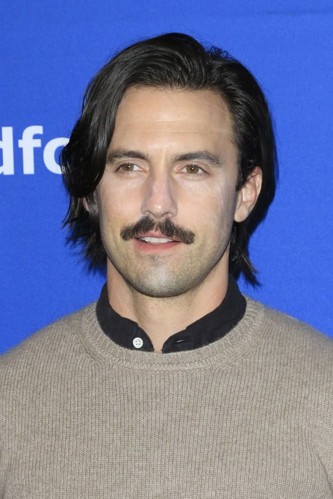 Milo Ventimiglia sported a tousled side-swept hairstyle during the Children's Defense Fund - 26th Beat The Odds Awards last December 1, 2016.