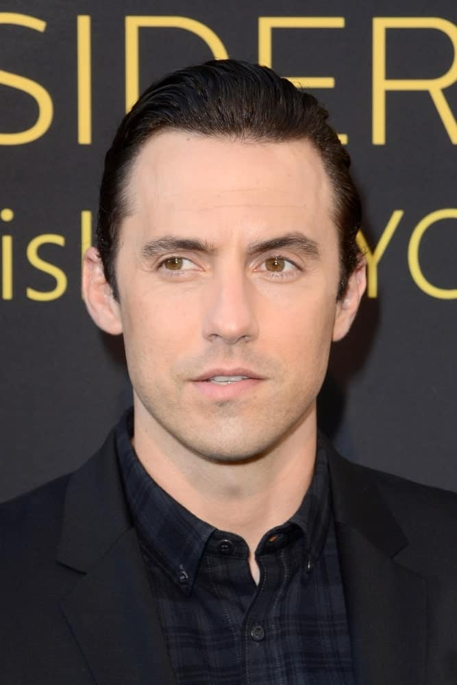 Milo Ventimiglia shaved his beard and cut his hair short during the FYC Panel Event For 20th Century Fox And NBC's