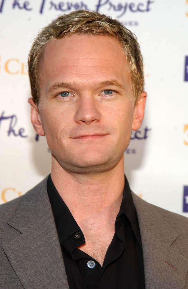 Neil Patrick Harris at The Trevor Project's