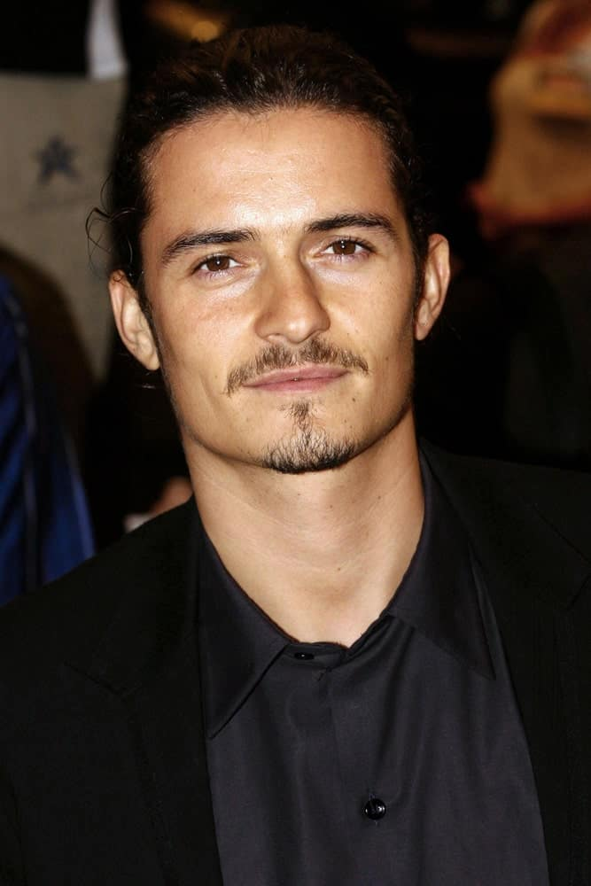 Orlando Bloom was at the