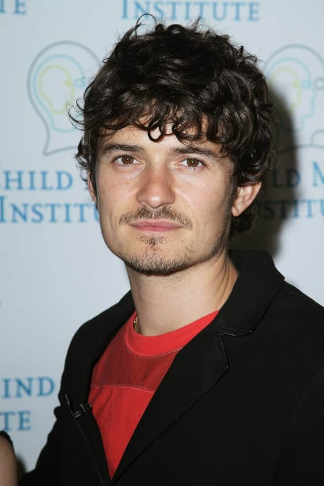 Orlando Bloom at the 2010 Adam Jeffrey Katz Memorial Series Lecture Series at the Rockefeller University on June 2, 2010 in New York City.