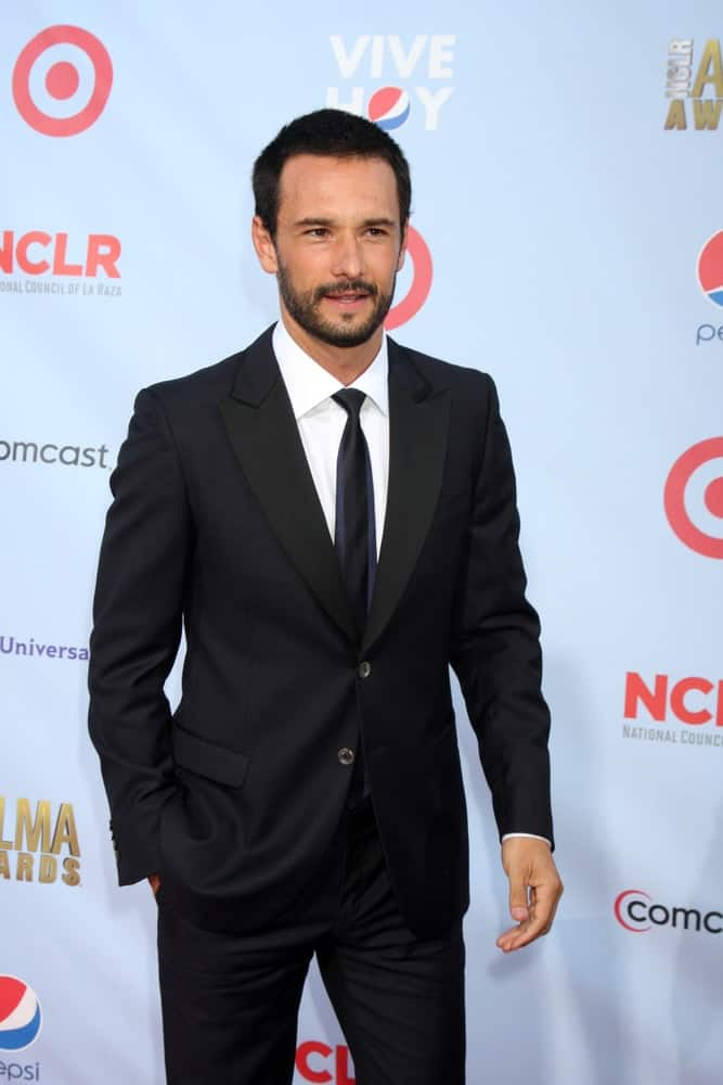 Rodrigo Santoro at the 2012 ALMA Awards at Pasadena Civic Auditorium on September 16, 2012 in Pasadena, CA