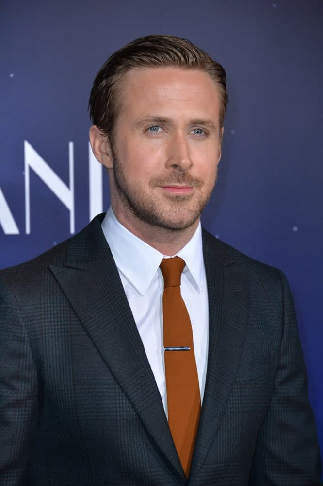 On December 6, 2016, Actor Ryan Gosling was at the Los Angeles premiere for