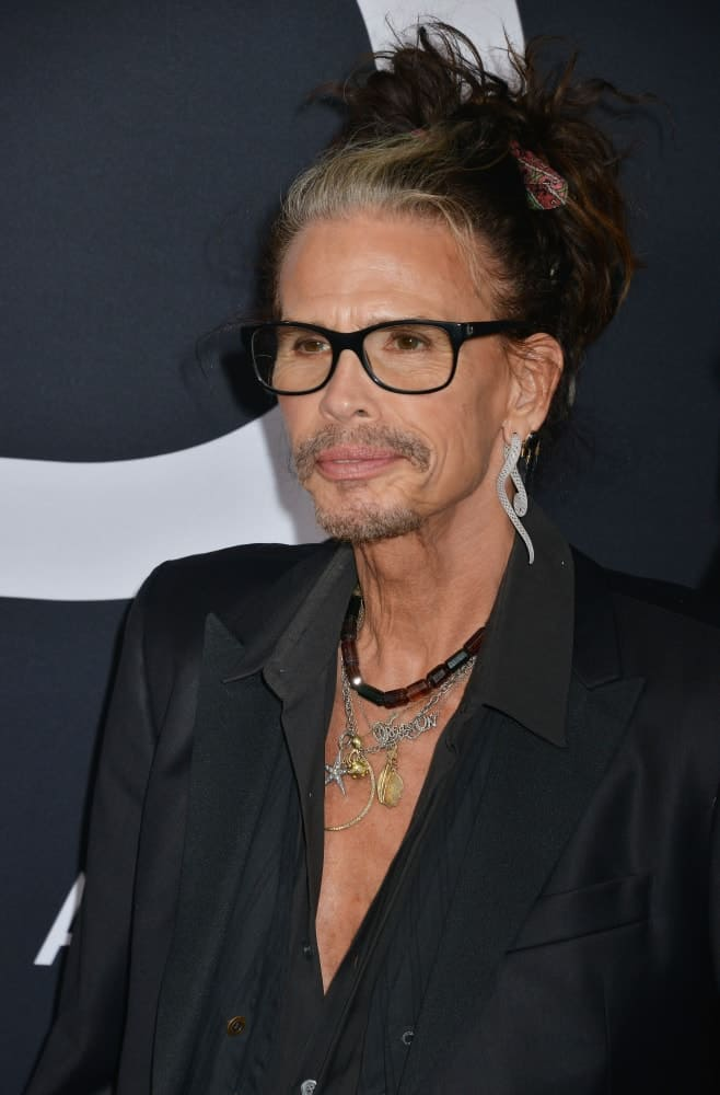 Steven Tyler at the premiere of 20th Century Fox's