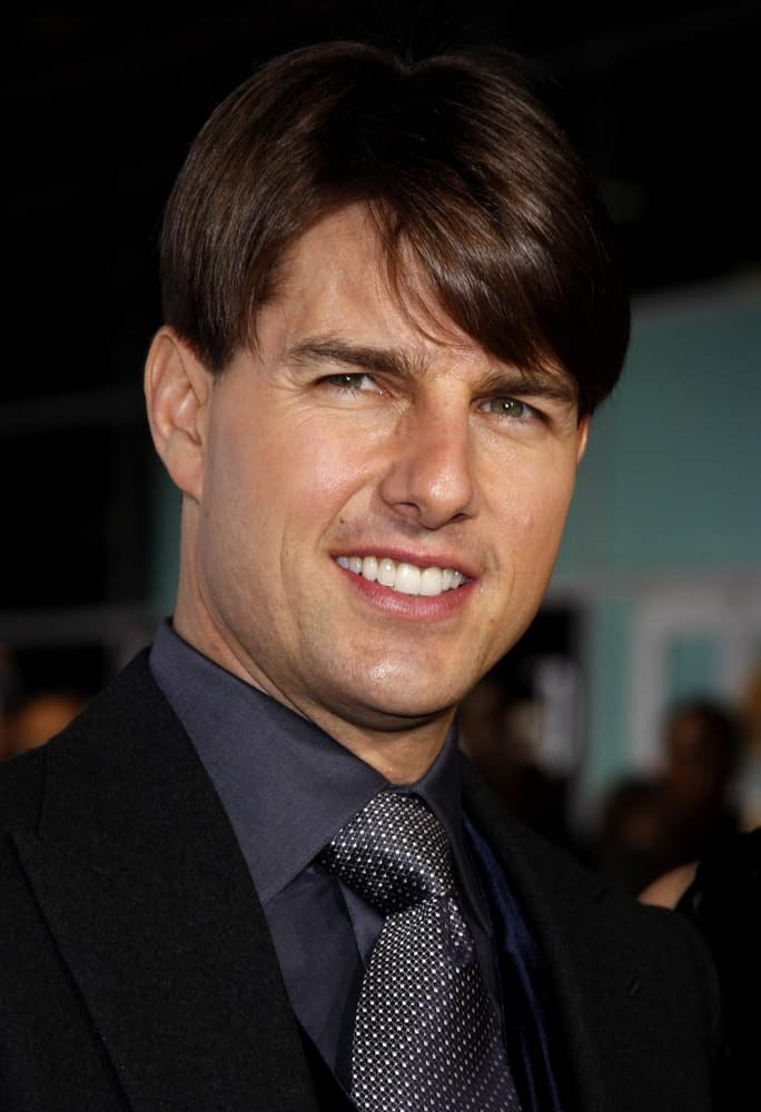 Tom Cruise attends the AFI Fest Opening Night Gala Premiere of