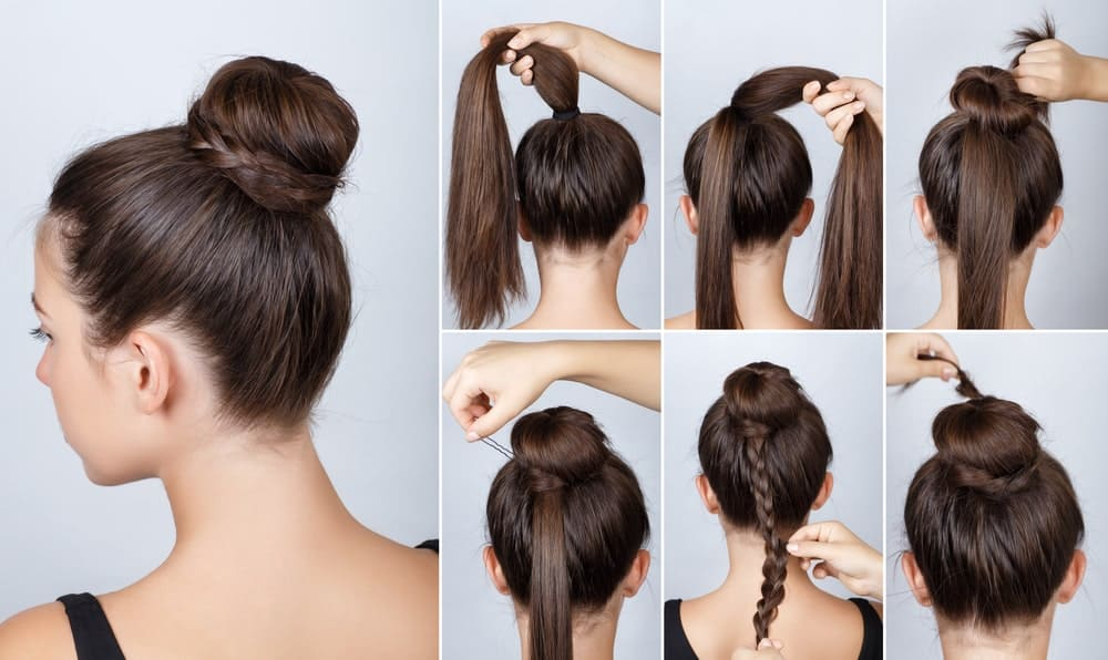 Twisted Bun Tutorial