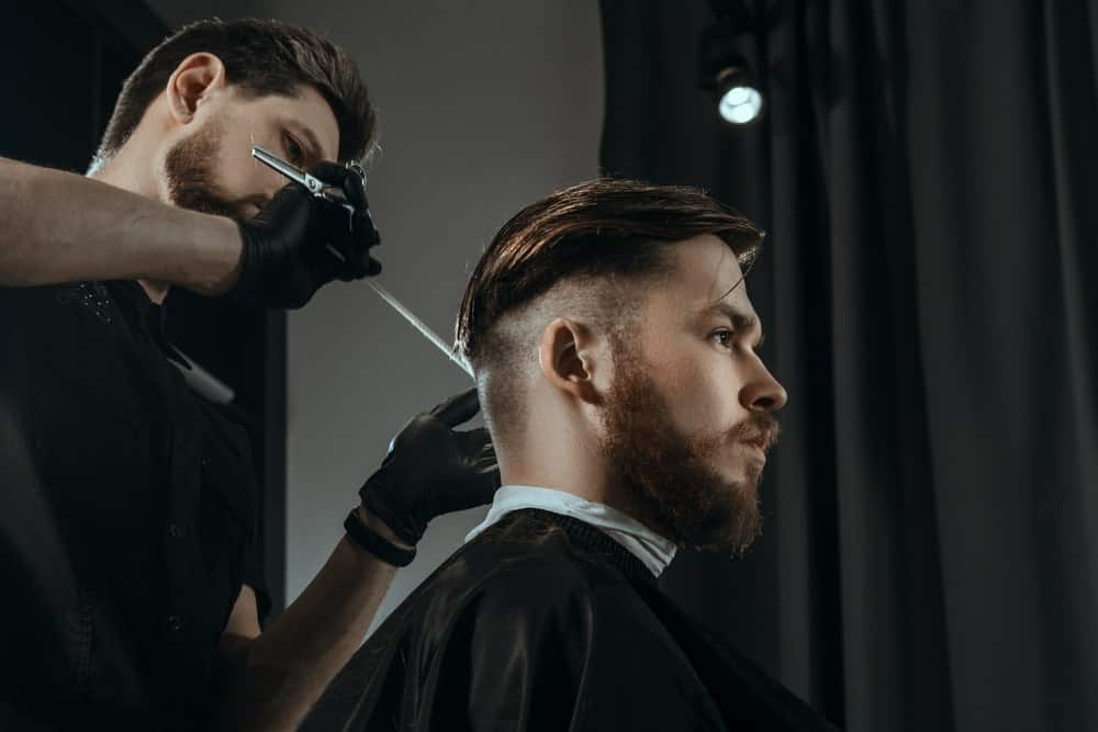 The undercut hairstyle was popularized during the World War 1 and 2. Brad Pitt used the iconic hairstyle during the war film, Fury. Today, undercut hairstyle is still a popular choice of haircut for men.
