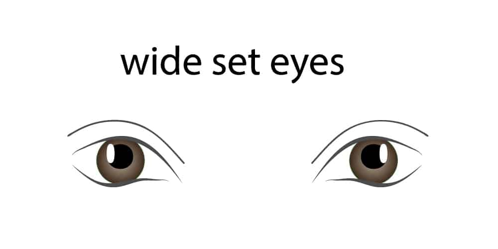 Wideset Eyes