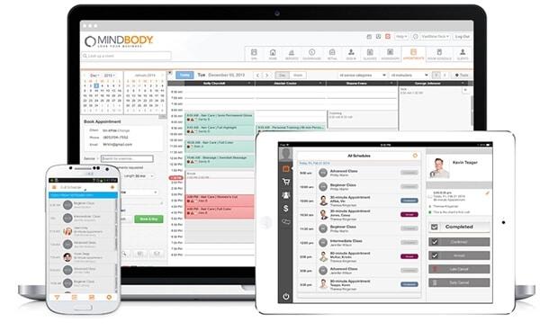 MINDBODY Salon Business & Scheduling Software