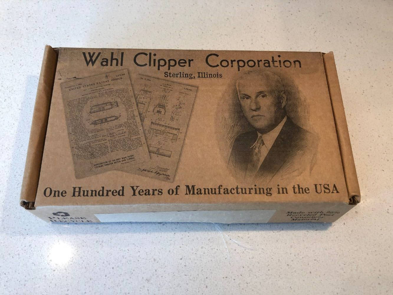 Wahl Clipper Corporation packaging