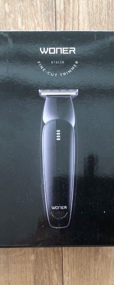 Woner Fine-Cut Beard Trimmer